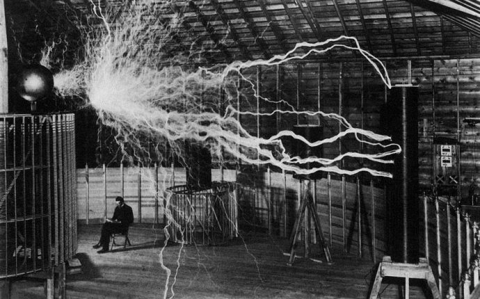 nikola Tesla electricity from air