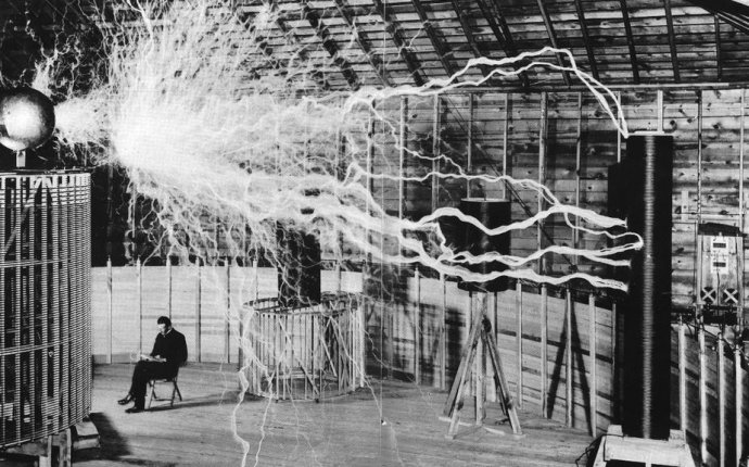 Nikola Tesla infinite energy