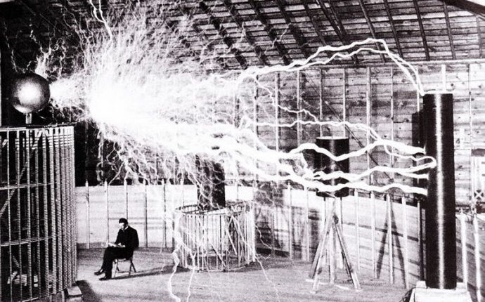 Tesla and electricity