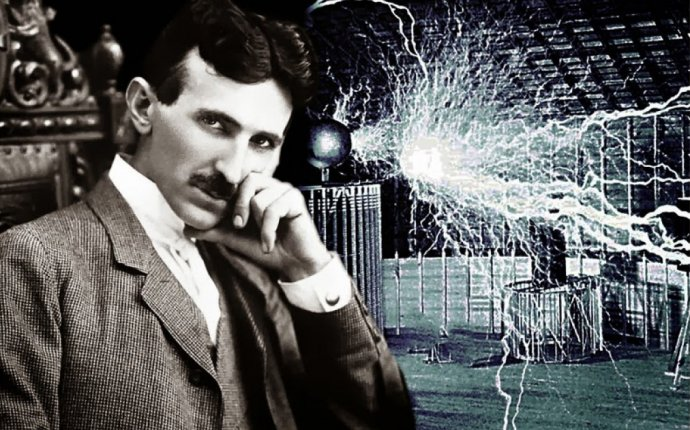 Who invented the Tesla coil?